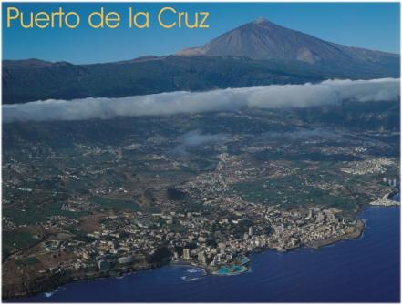 Workshop location - Airport transfers tenerife south to puerto de la cruz ...